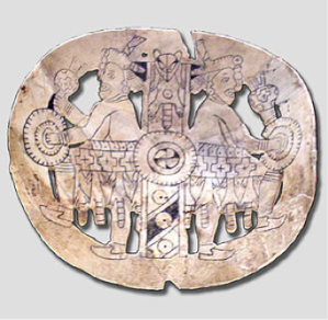 Native American Gorget