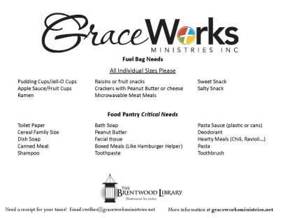 February 2018 - Graceworks