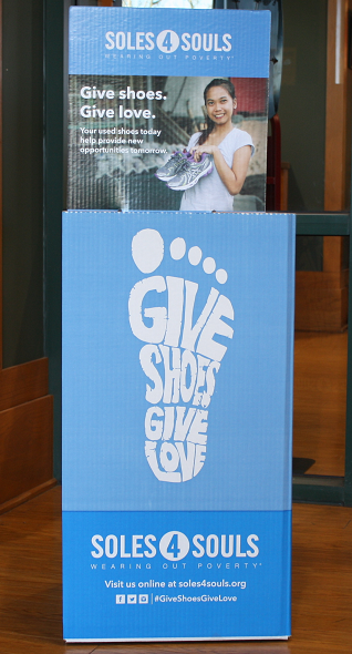 Soles4Souls Donation Box
